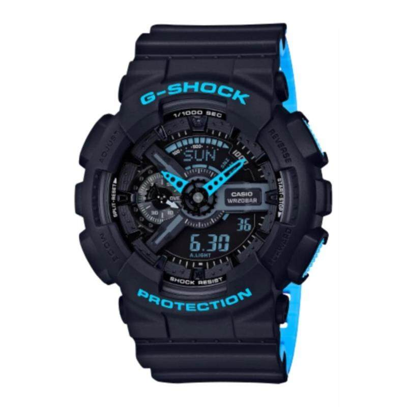 Casio G-Shock Special Color Models GA-110LN-1A Mens Watch Malaysia