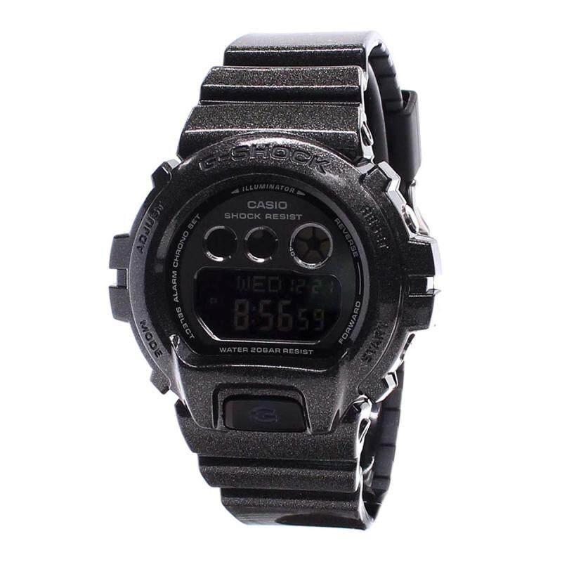 Casio Watch G Shock Black Resin Case Resin Strap Mens NWT + Warranty GMD-S6900SM-1D Malaysia