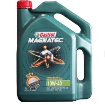 Harga CASTROL MAGNATEC 10W-40 SEMI SYNTHETIC (4L)