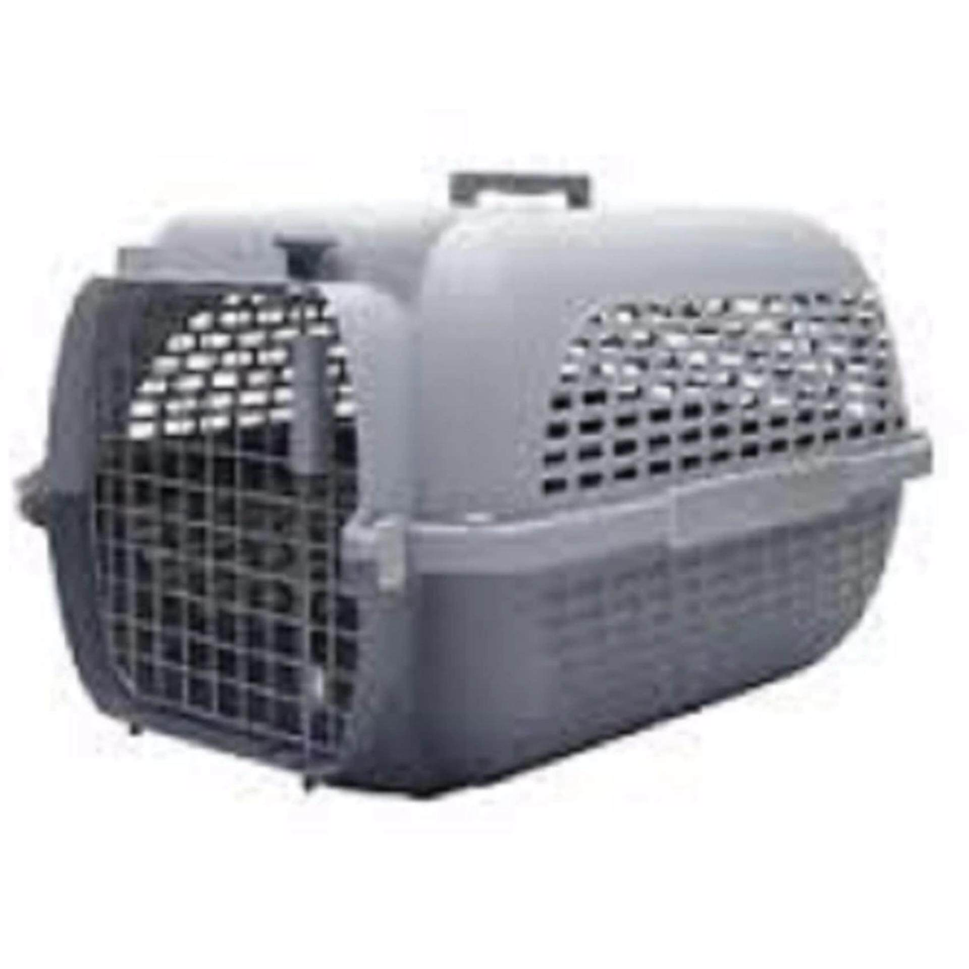 Catit Voyageur Cat Carrier - Medium - Grey/Grey