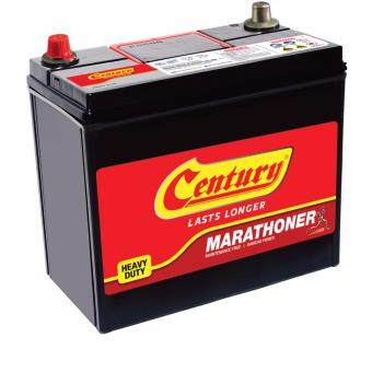 Harga Century Car Battery - NS60LS(46B24LS) (With Installation)