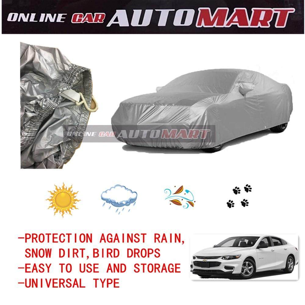 Chevrolet Malibu - Yama High Quality Durable Car Covers Sunproof Dust-proof Water Resistant Protective Anti UV Scratch Sedan Cover