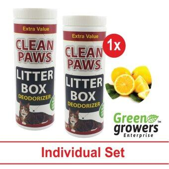 Harga Clean Paws - Cat Litter Deodorizer - Lemon Scent
