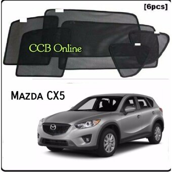 Harga Customized Car Sun Shade For Mazda CX-5 6 Piece Set