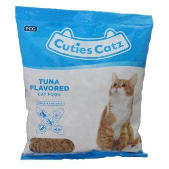 Cuties Catz Cat Food 400g x 22 packets (8.8kg) Tuna Flavored