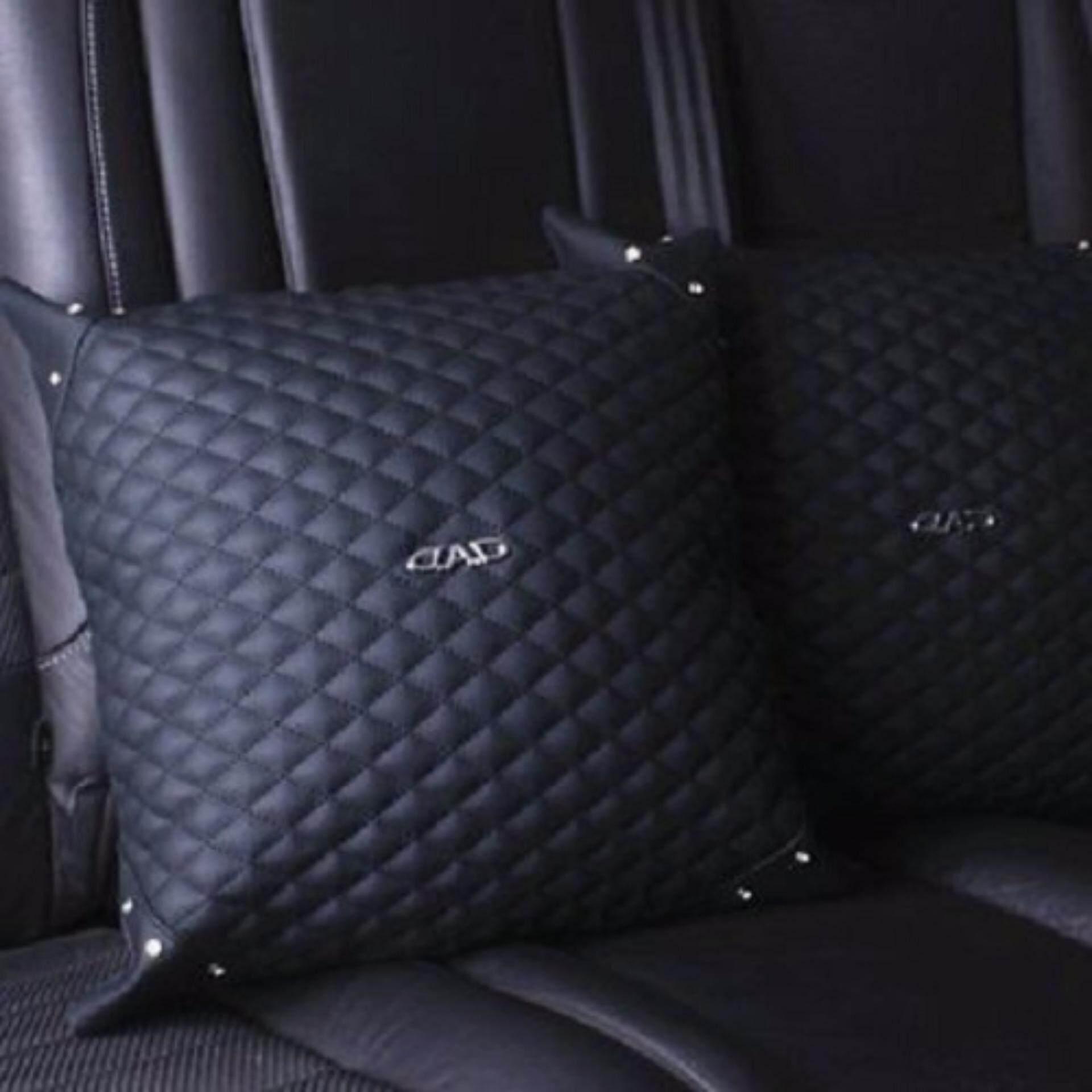 DAD Luxury VIP Leather Car Sofa Cushion ( 2 pcs )
