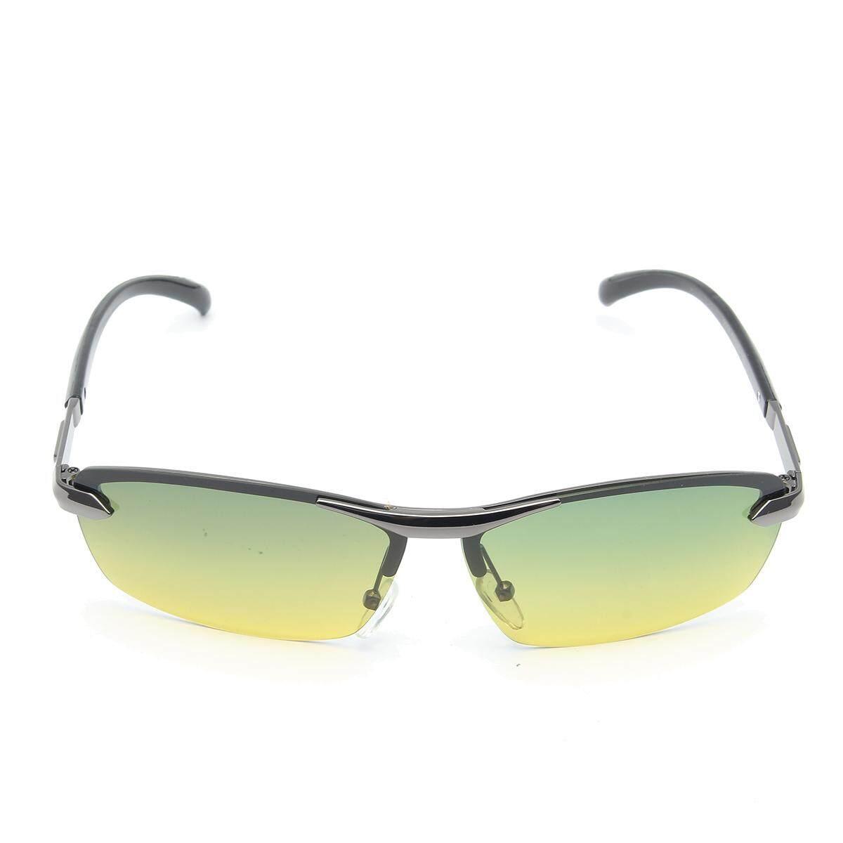 ... Hari Modus Malam Pria Kacamata Hitam Terpolarisasi Mengemudi Kaca Pilot Kacamata Hitam-Intl - 5