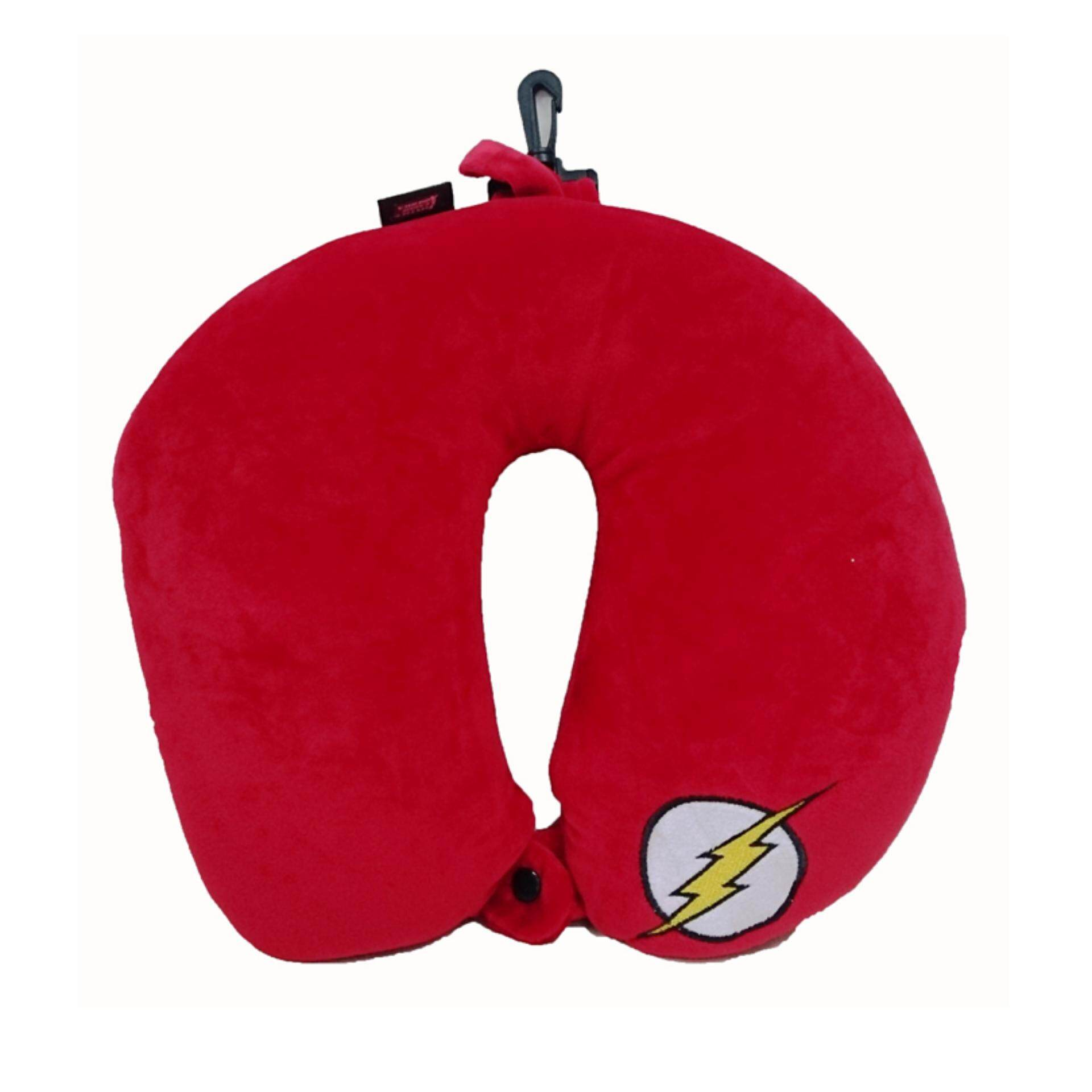 DC Comics Justice League Neck Cushion - Flash