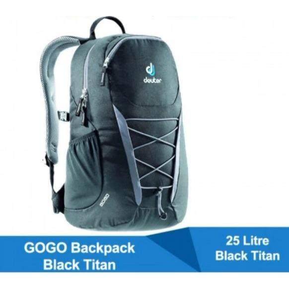 Deuter GOGO Backpack - Black Titan