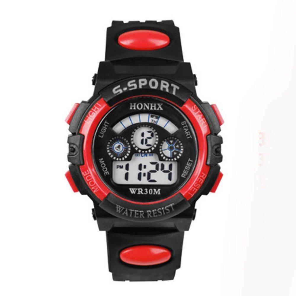 Digital LED Quartz Alarm Date Sports Wrist Watch -5 Colors (CLEARANCE SALE BELOW COST)