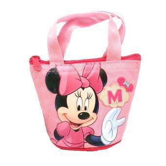 DISNEY MINNIE MOUSE COIN PURSE WITH HANDLE