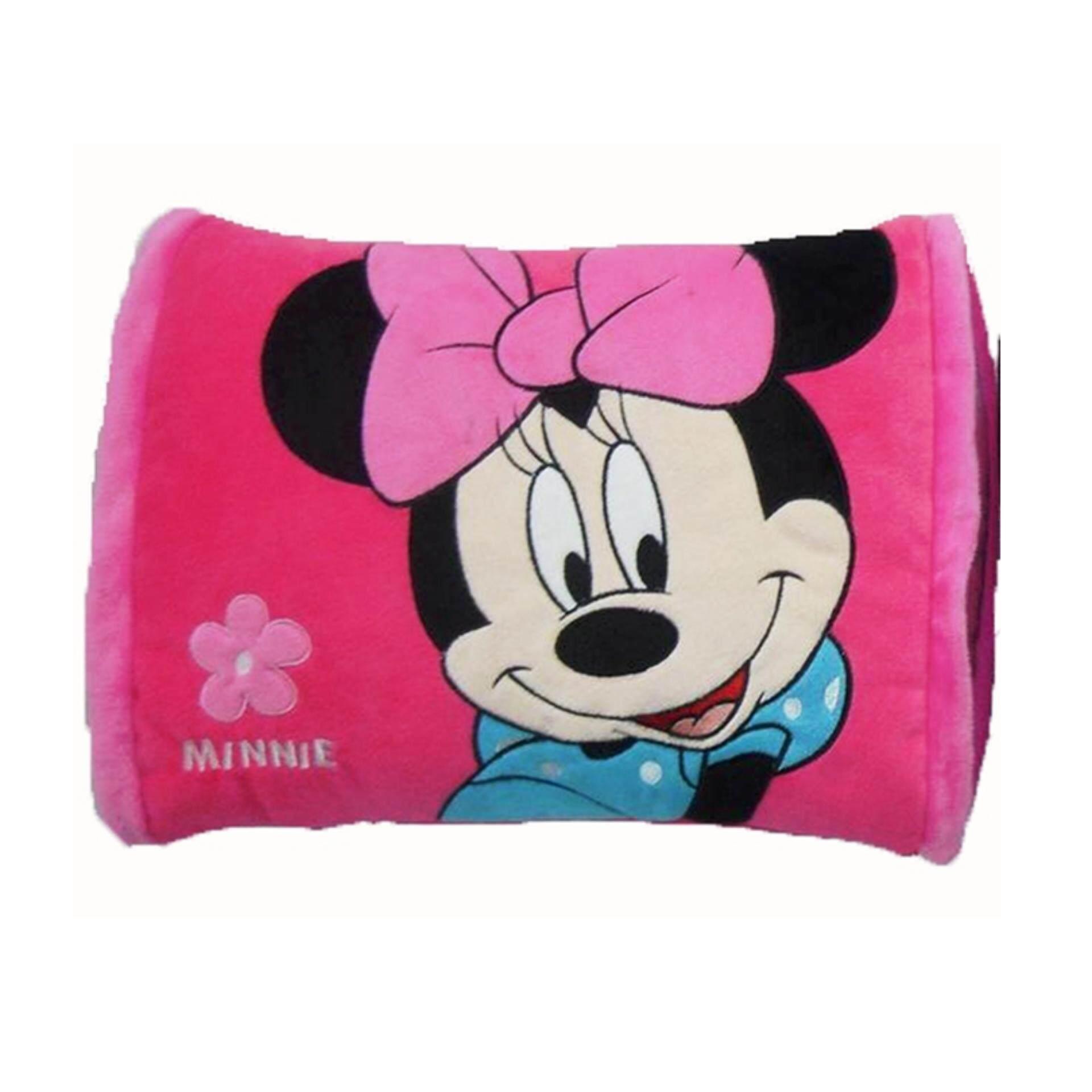 Disney Minnie Rectangular Cushion - Violet Blue Minnie