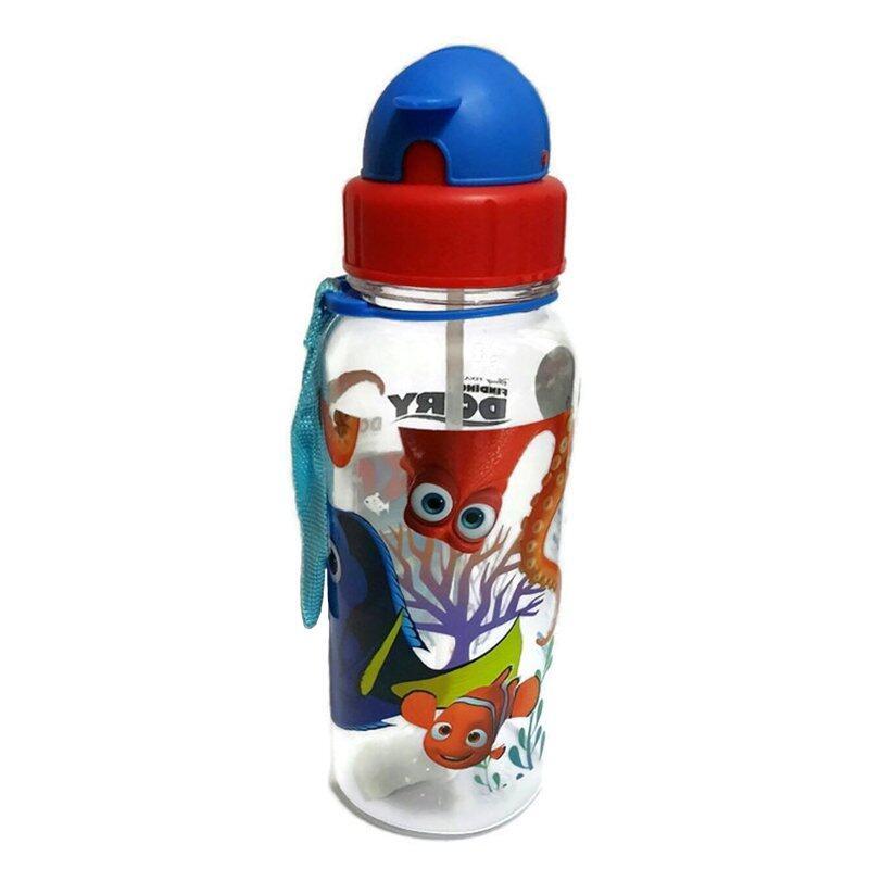 Disney Pixar Finding Dory 650ML Tritan Bottle - Red Colour