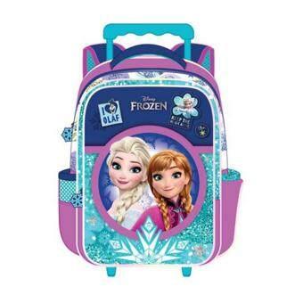 Disney Princess Frozen Pre School Trolley Bag - I Love Olaf