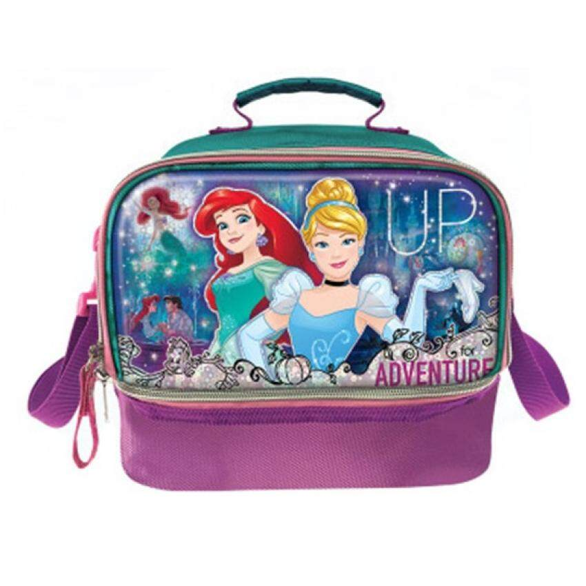 4266c2f2067 Disney Princess Lunch Bag - Ariel   Cinderella