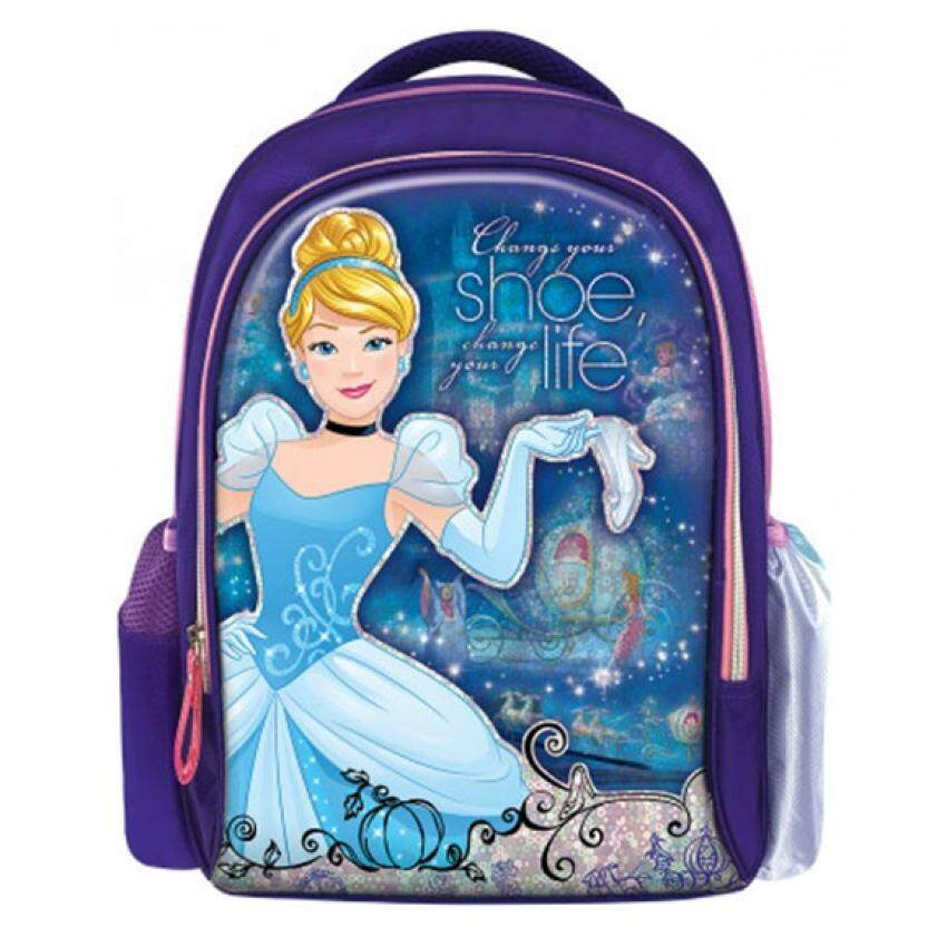 9d66f445692e Disney Princess School Bag - Cinderella