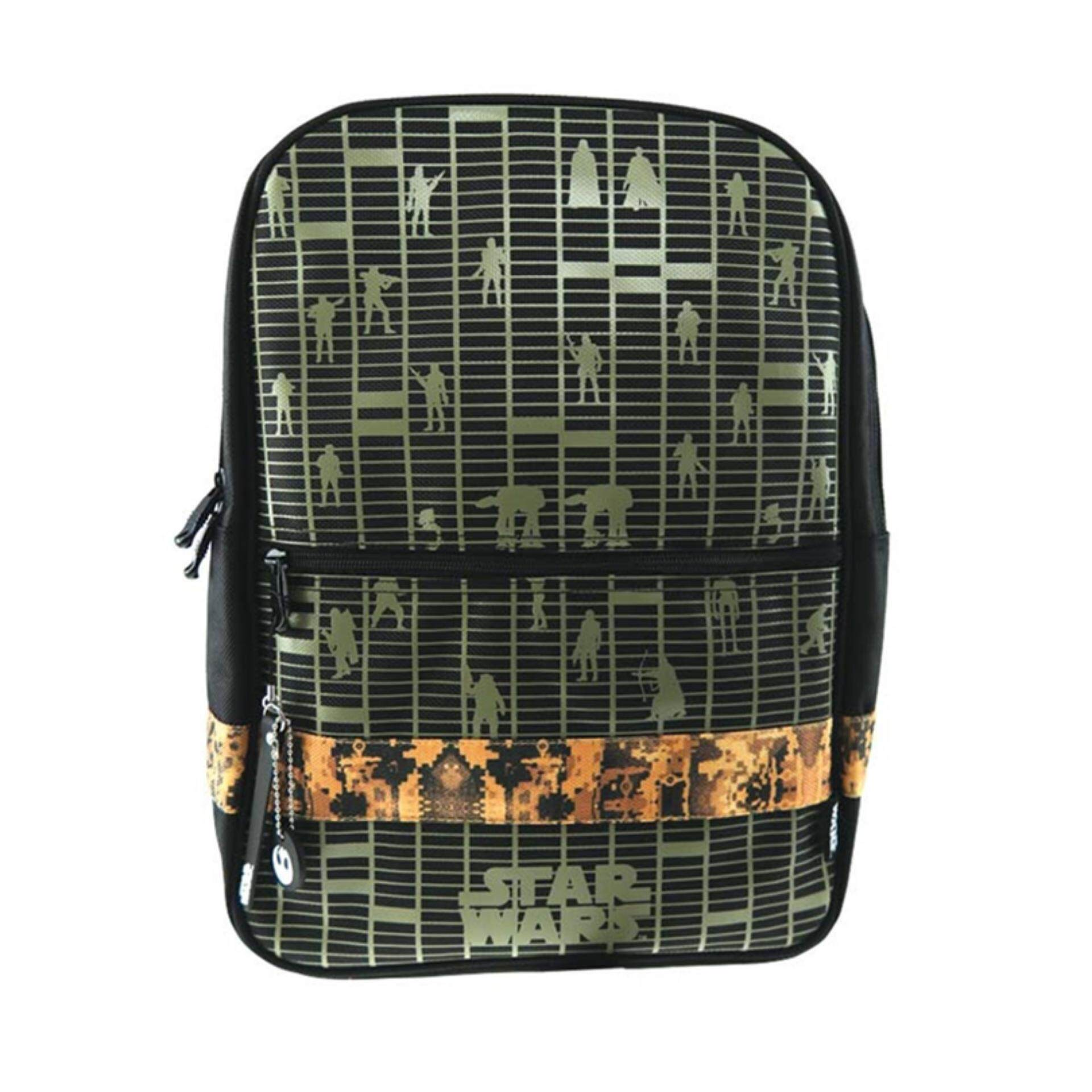 Disney Star Wars Rogue One Classic Backpack School Bag - Imperial Force