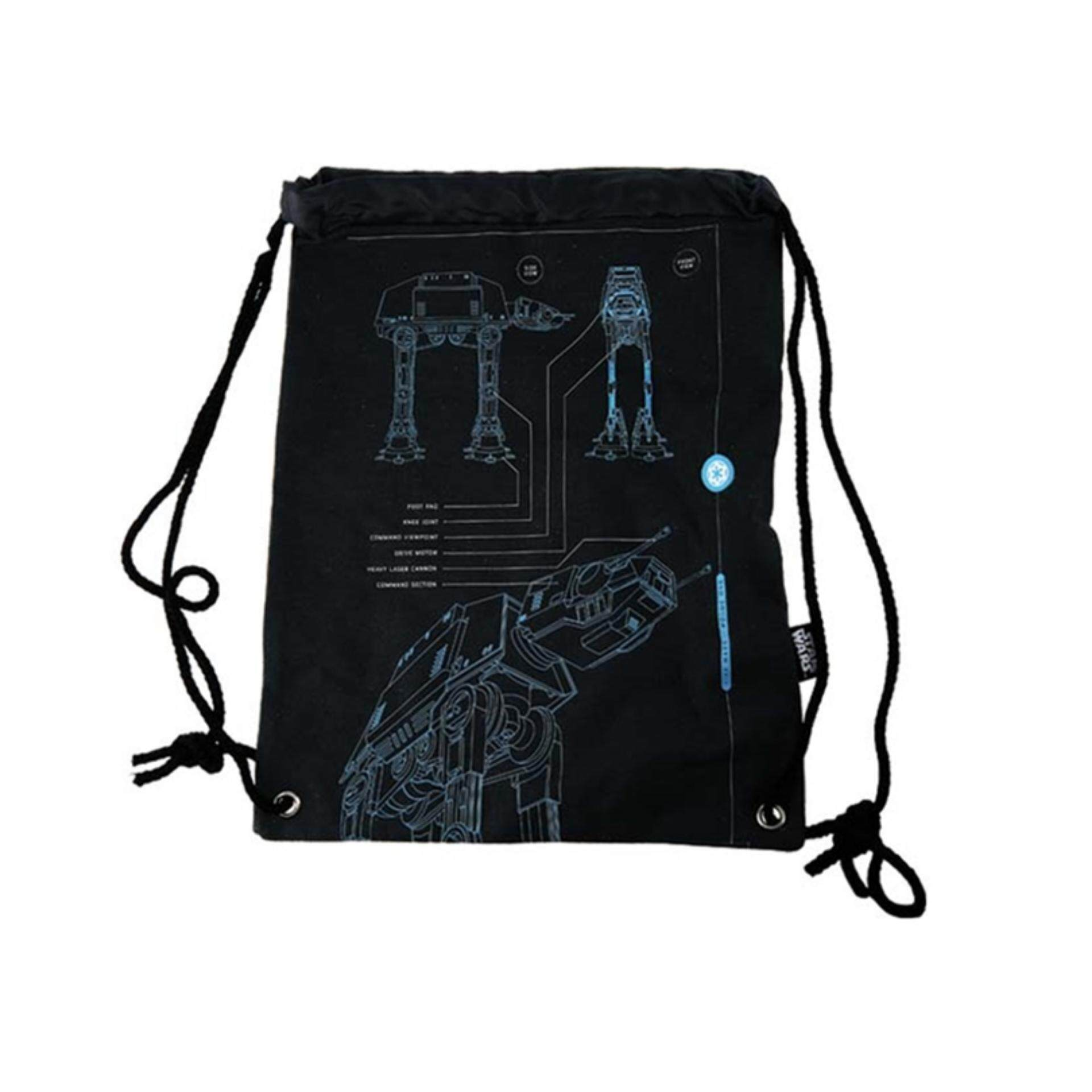 Disney Star Wars Rogue One Drawstring Bag - AT-AT