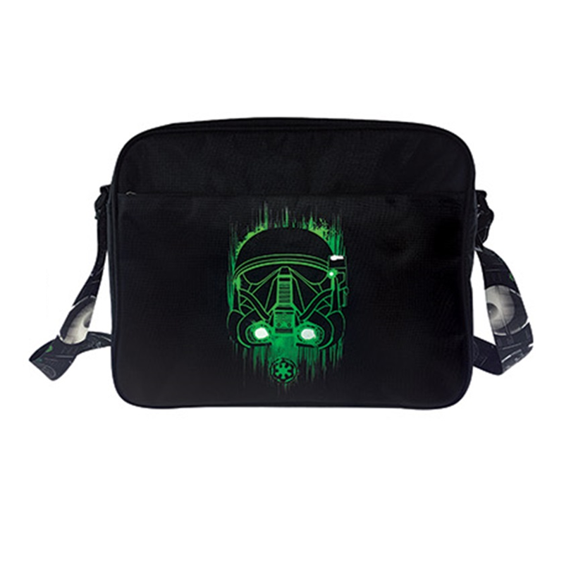 ea4d19e3b625 Disney Star Wars Rogue One Messenger Bag - Death Troopers