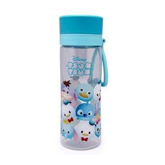 Disney Tsum Tsum 550ML Water Bottle - Blue Colour