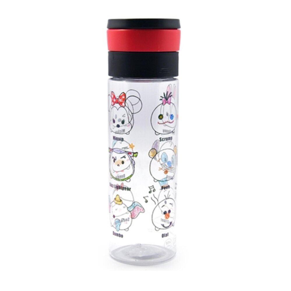 Termos Bekas Minuman Jual Online Botol My Bottle Disney Tsum 600ml Water Black Colour