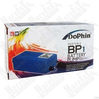 DoPhin BP1 Portable Battery Pump Single Outlet - 24 L/H