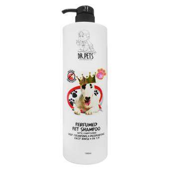Harga DR PETS Inspired By PARIS HILTON NATURAL GERMS BUSTER PERFUMED PET SHAMPOO (DOG) 1 Litter