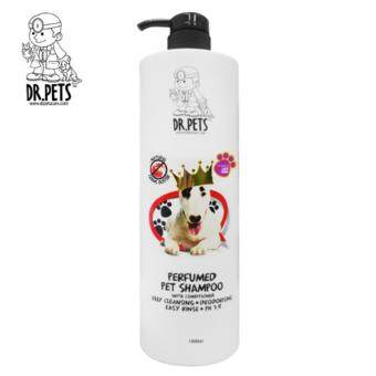 Dr Pets ( Shampoo for Dog ) Inspired By Lady Gaga Natural Germs Buster Perfumed Pet Shampoo 1L