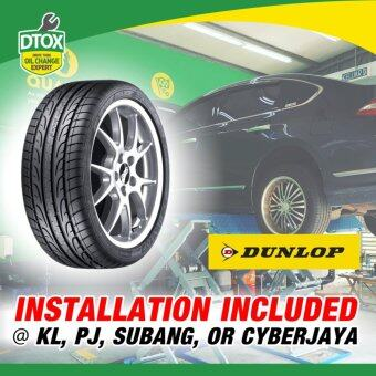 DUNLOP Sport J5 tyre 175/70R13 (with installation)