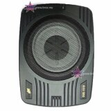 "Dynaquest Active Subwoofer Underseat Compact Size 10"" DUS-1510 250W Max Power"