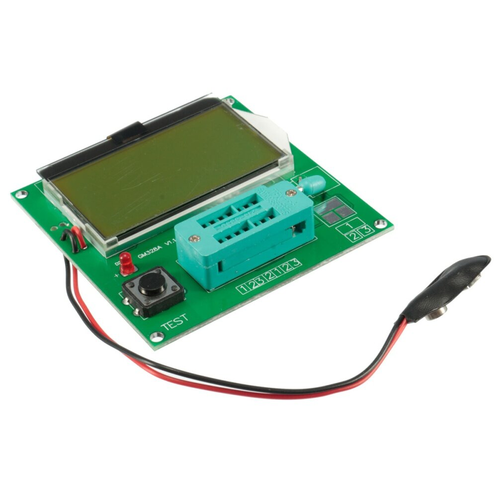 Buy Generic New All In 1 Component Tester Transistor Diode Pulse Generator Circuit With Variable Width Image