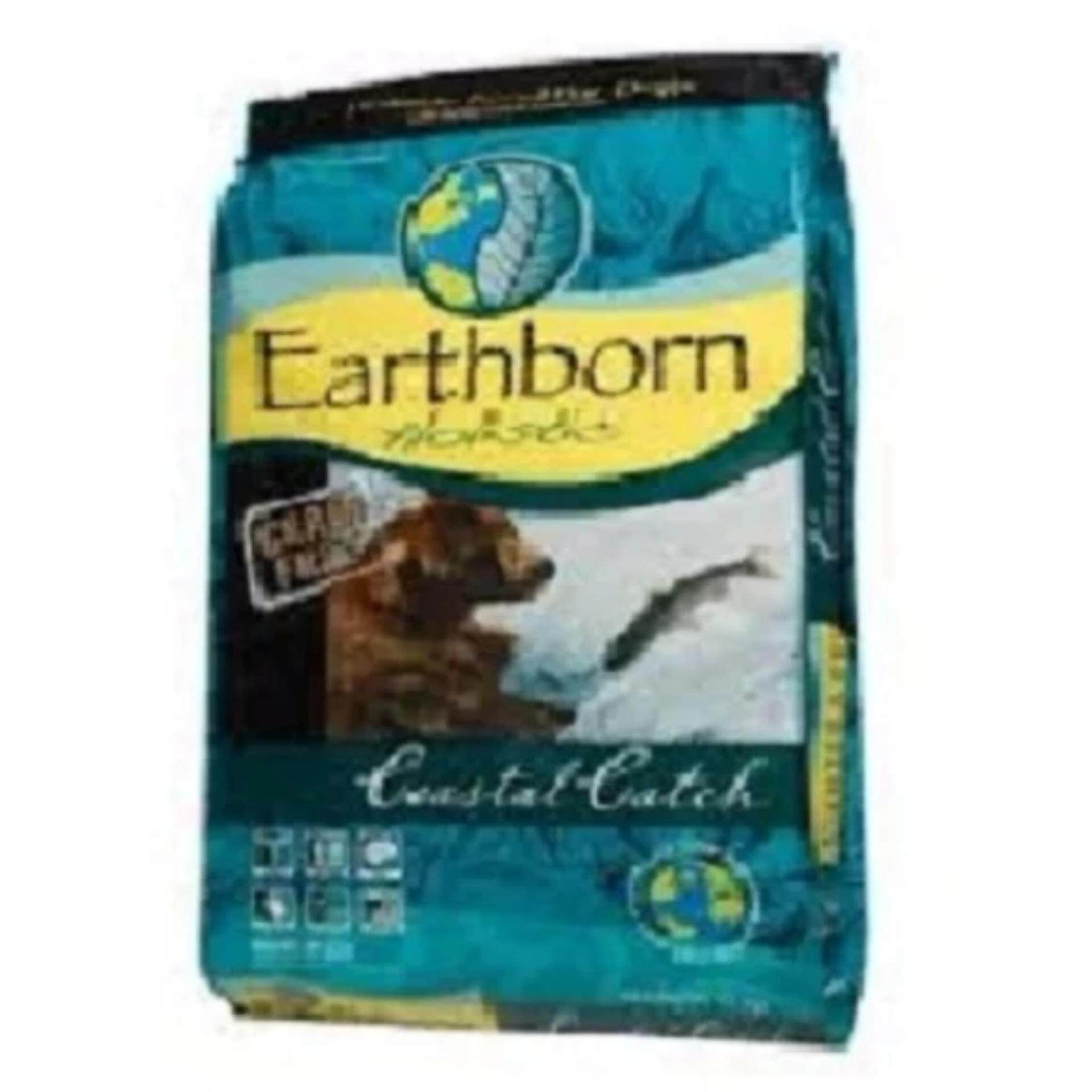 Earthborn Holistic Coastal Catch (Grain Free) Dog Food 12KG