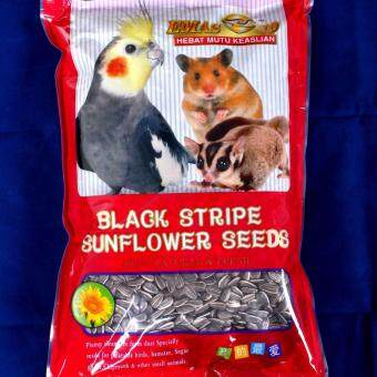 Harga Emas 10 Sunflower Seeds 1kg - For Bird and Small Animals