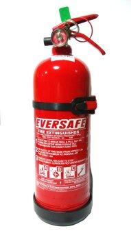 Harga EVERSAFE 2kg Fire Extinguisher ABC Dry Powder
