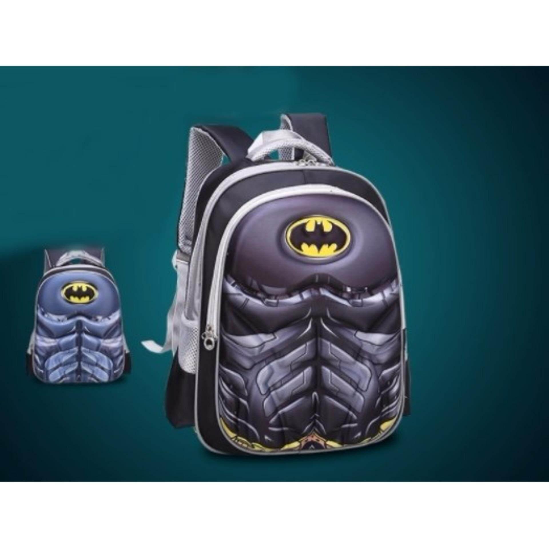 Fashion Schoolbag Backpack For Kids Marvel Hero Bag 3D Printing Bag For Children School Bags