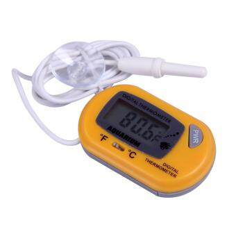 Harga Fish Tank Aquarium SUNSUN Digital LCD Thermometer