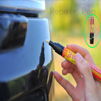 Harga Fix it Pro Car Scratch Repair Filler & Sealer Pen Clear CoatApplicator As Seen On TV Painting Pens Simoniz Remover
