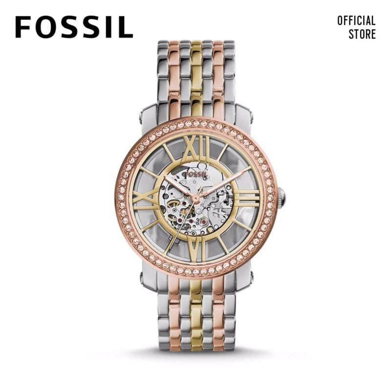 FOSSIL CURIOSITY AUTOMATIC STAINLESS STEEL WATCH Malaysia