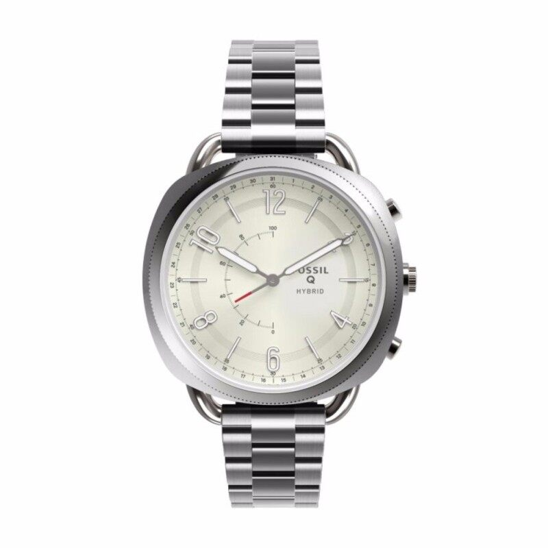 FOSSIL Q Accomplice Silver Watch FTW1202 Malaysia