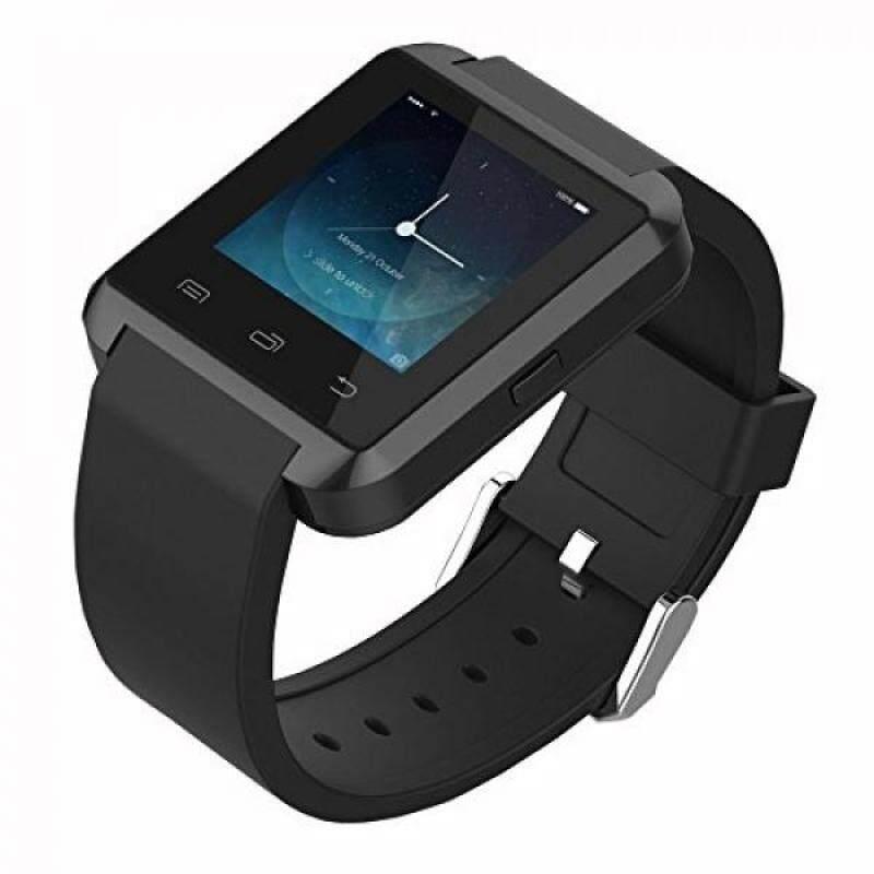 From USA Colofan U8 Touch Screen Bluetooth Smart Watch with Camera - Black Malaysia