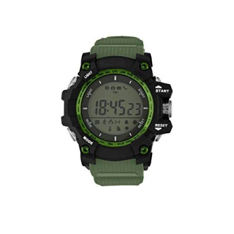 From USA Wired Smart Sport Watch Black/Green #03184.77724 Malaysia