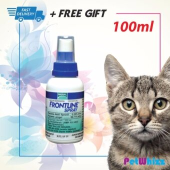Harga Frontline Spray 100ml