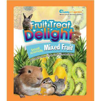 Harga Fruit Treat Delight For Small Animal Mix Fruits 75g