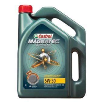 Harga Fully Synthetic Castrol MAGNATEC STOP-START 5W-30 (4L)