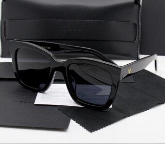 "Gentle Monster Unisex Sunglasses ""The Dreamer"" UV400 PolarizedAnti-Reflective Fashion Design Women Men Sunglasses fashiongift(black) - 3"