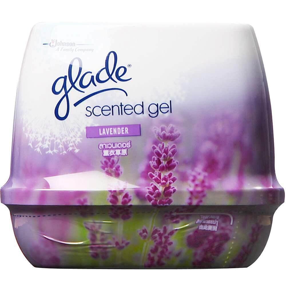 Glade Lavender Scented Gel 200gm (Item No: F01-06) A3R1B93