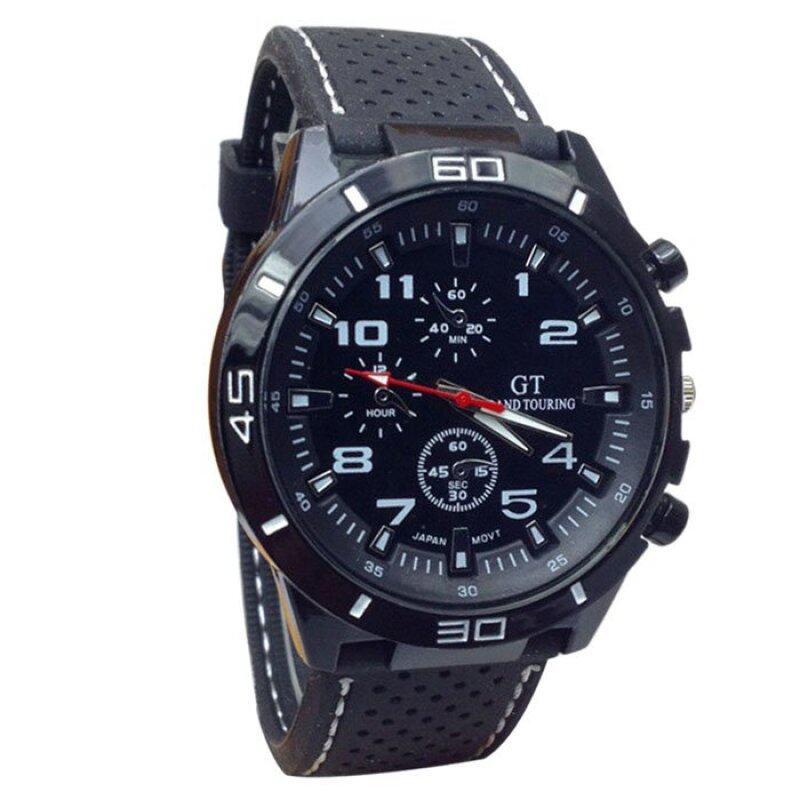 GT Grand Racing Men Fashion Cool  Sports Watch(Black) Malaysia