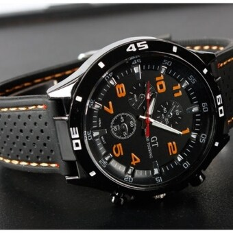 GT Grand Racing Men Fashion Cool Sports Watch(Orange)