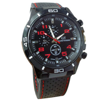 GT Grand Racing Men Fashion Cool Sports Watch(Red)