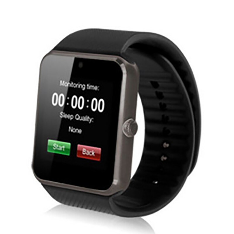 GT08 Bluetooth Smart Watch Phone Support TF SIM Card Camera Smartwatch Reloj Inteligente For Android IOS Malaysia